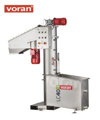 Voran WA LC40 wash mill with elevator