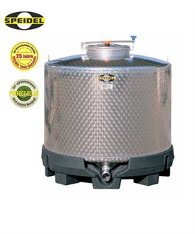 1000 litre Speidel stainless steel transport tank, type SD-T