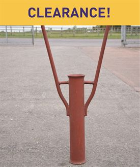 Pole driver - CLEARANCE!