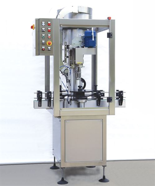 MT/VX automatic ROPP capping machine