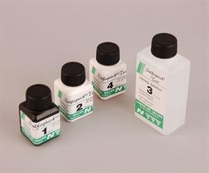 Set of spare reagent solutions for Sulfoquick test kit