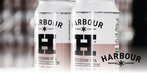 The Harbour Brewing Co - canning