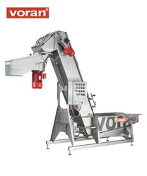 Voran SA400 wash mill with elevator