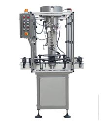 MT/C single head automatic crown capper