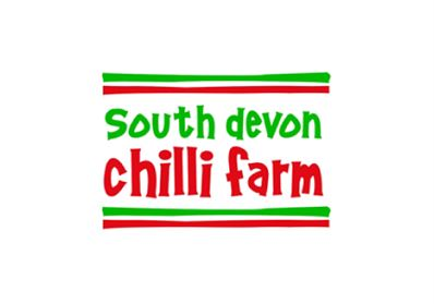 South Devon Chilli Farm - labelling