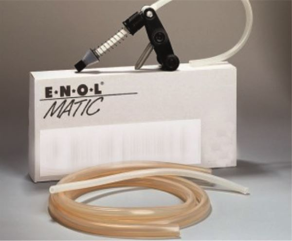 Fruit juice & hot liquids kit for Enolmatic vacuum filler (available separately)