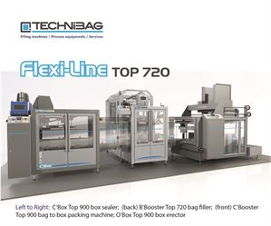 Flexiline complete automatic line for BIB