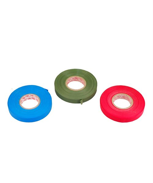 Max tapener tape  (green & blue = medium weight; red = heavyweight)