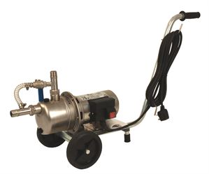 JESM5 centrifugal pump with bypass